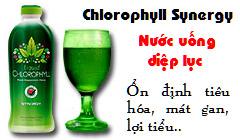 Nước uống Diệp lục CHLOROPHYLL